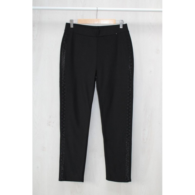 LEGGING RAYAS BRILLO