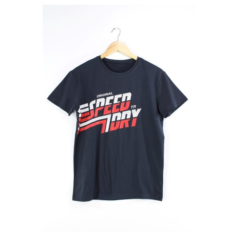 Camiseta manga corta speed dry